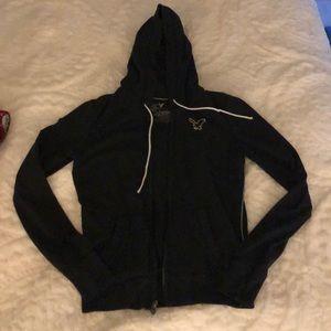 American eagle zip up hoodie